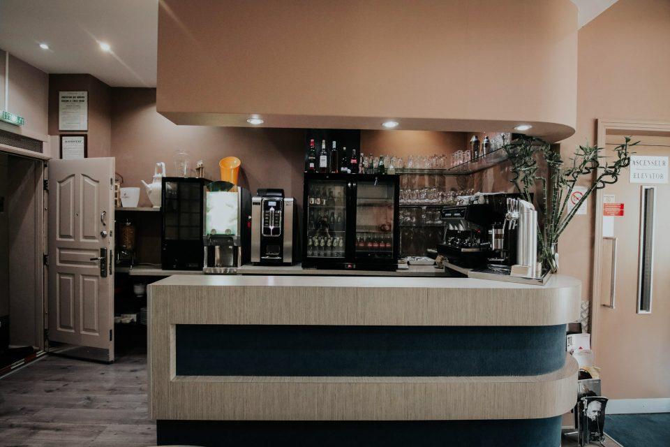 Hotel Cecyl · Hotel Reims Rue Buirette