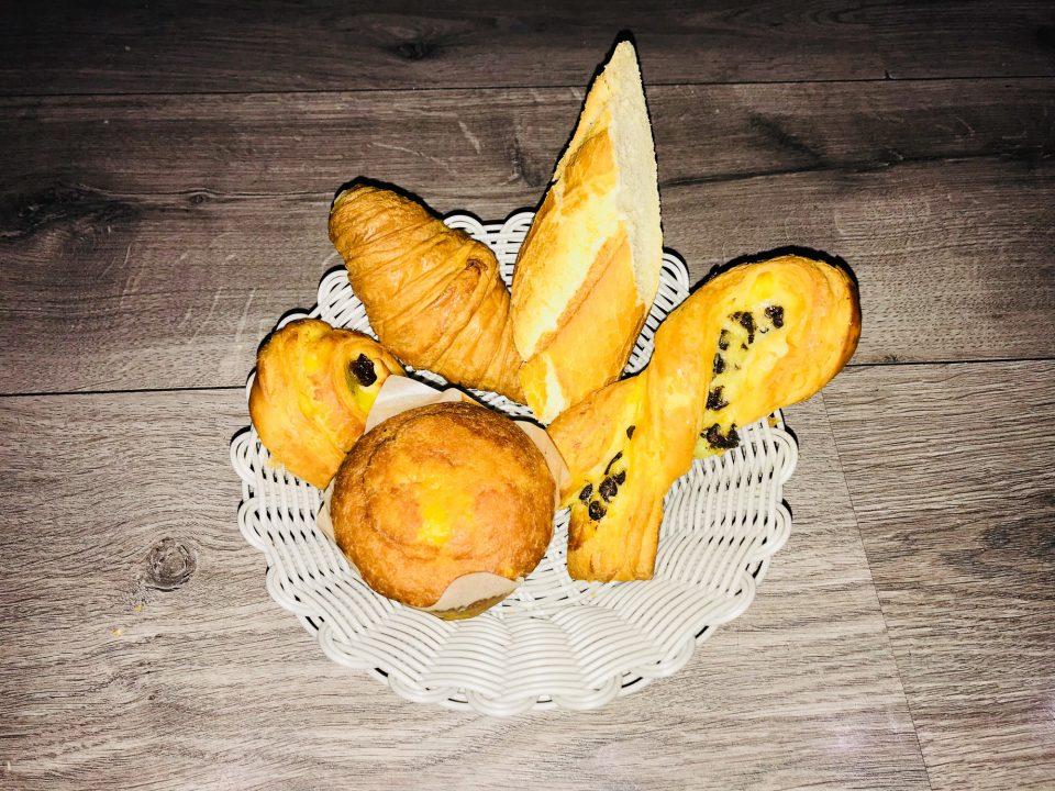 Petit Déjeuner à l'hôtel de charme Reims · Hôtel Cecyl